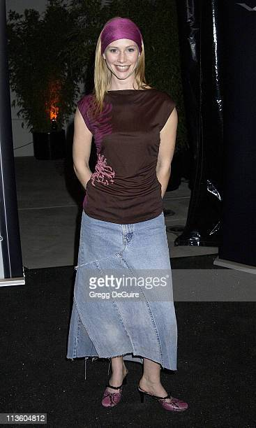 Meredith Monroe during Vertu Client Suite Opening at Vertu in Beverly Hills California United States