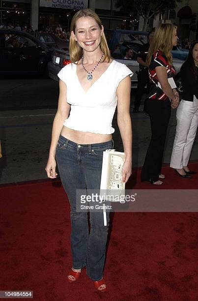 Meredith Monroe during 'Windtalkers' Premiere at Grauman's Chinese Theatre in Hollywood California United States