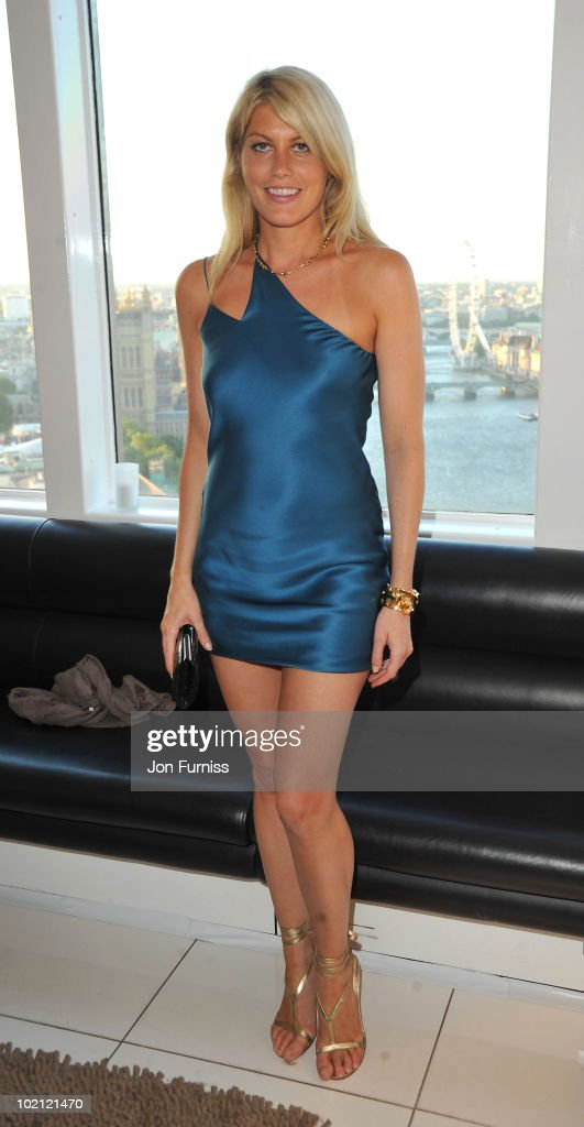 Meredith Ostrom attends the Samsung Galaxy S launch on June 15, 2010 in London, England.
