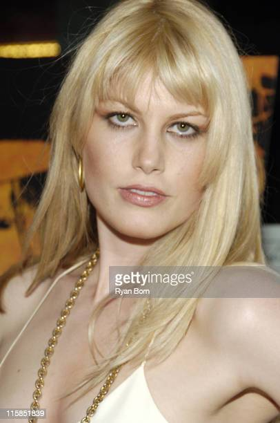 Meredith Ostrom during The Cinema Society Presents the New York Premiere of First Look Pictures' 'The Proposition' Arrivals at IFC Center in New York...