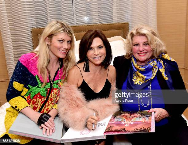 Meredith Ostrom Iris Dankner and Barbara Ostrom attend Iris Dankner and Frette Celebrate The KickOff Of Holiday House NYC And The Release Of The...