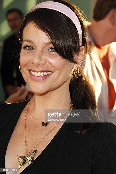 Meredith Salenger during 'Clerks II' Los Angeles Premiere Arrivals at ArcLight Theatre in Hollywood California United States