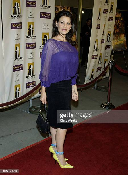 Meredith Salenger during Hollywood Film Festival Presents a Screening of 'The Singing Detective' at Arclight Cinemas in Hollywood California United...