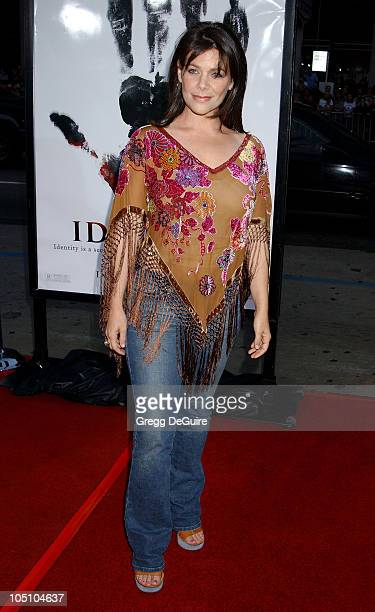 Meredith Salenger during 'Identity' Premiere at Grauman's Chinese Theatre in Hollywood California United States