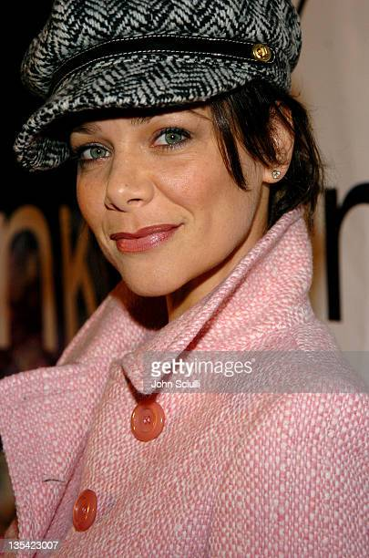 Meredith Salenger during Zink Magazine November Issue Celebration with Artists From Cirque Du Soleil at Bliss in Los Angeles California United States