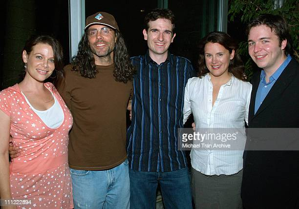 Meredith Salenger Tom Shadyac Craig Thomas Jennifer Howell and Carter Bays
