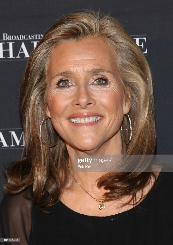 <a gi-track='captionPersonalityLinkClicked' href=/galleries/search?phrase=Meredith+Vieira&family=editorial&specificpeople=217718 ng-click='$event.stopPropagation()'>Meredith Vieira</a> attends the Broadcasting and Cable 23rd annual Hall of Fame Awards dinner at The Waldorf=Astoria on October 28, 2013 in New York City.