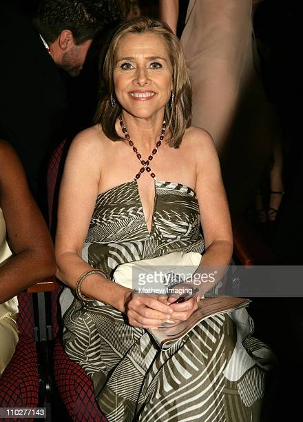 Meredith Vieira during 33rd Annual Daytime Emmy Awards Backstage and Audience at Kodak Theater in Hollywood California United States