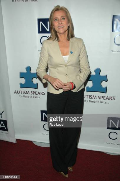 Meredith Vieira during A New Decade for Autism benefiting Autism Speaks and The New York Center for Autism at Pier Sixty Chelsea Piers in New York...