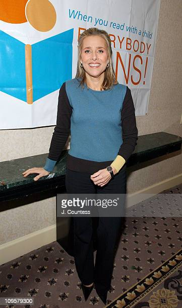Meredith Vieira during Everybody Wins Third Annual Gala at Waldor Astoria Starlight Roof in New York City New York United States