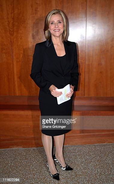 Meredith Vieira during Human Rights First Award Dinner to Honor Cuban and Indonesian Rights Activists at Chelsea Piers Pier 60 in New York City New...