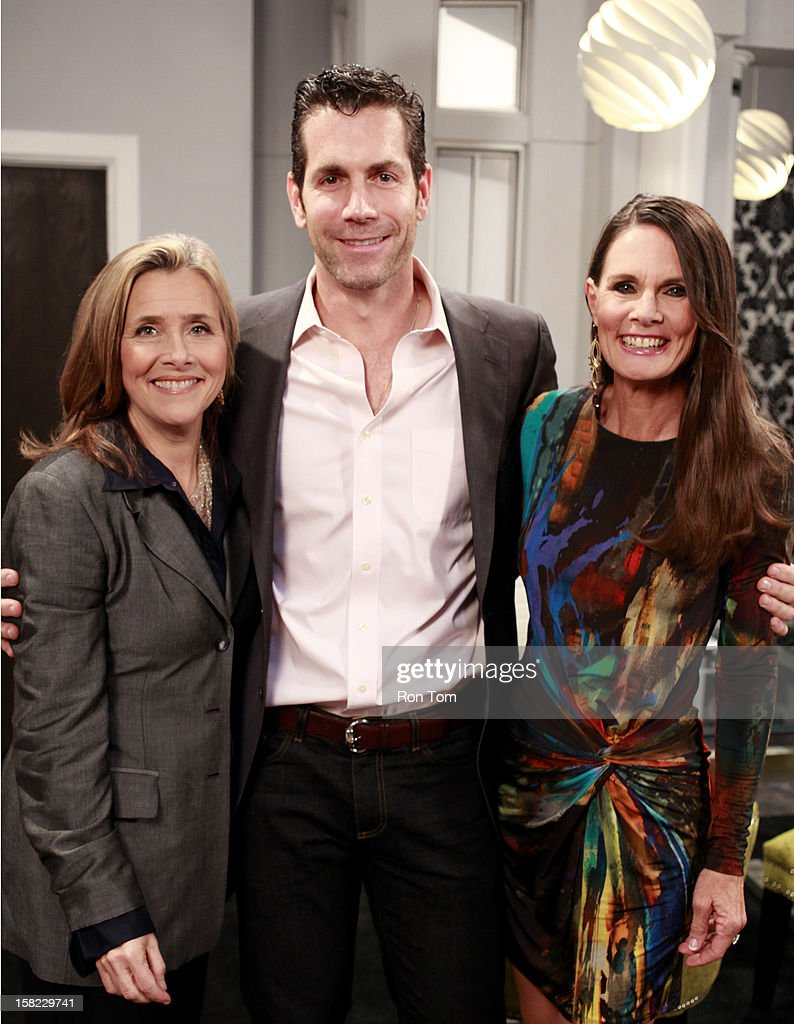 HOSPITAL - Meredith Vieira will play 'Bree' on ABC's 'General Hospital' airing Friday, December 14, 2012. 'General Hospital' airs Monday-Friday (2:00 p.m. - 2:00 p.m., ET) on the ABC Television Network. GH12 HERRING