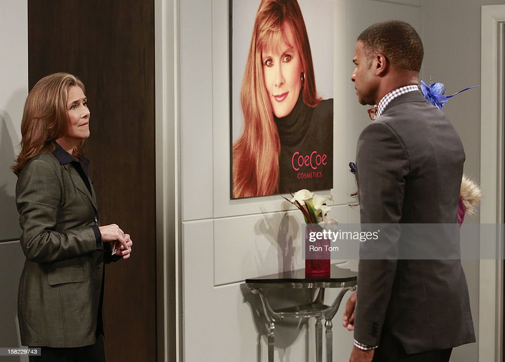 HOSPITAL - Meredith Vieira will play 'Bree' on ABC's 'General Hospital' airing Friday, December 14, 2012. 'General Hospital' airs Monday-Friday (2:00 p.m. - 2:00 p.m., ET) on the ABC Television Network. GH12 CASTILLO