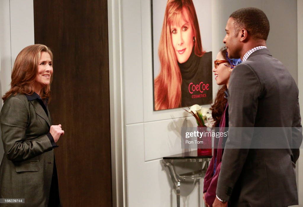 HOSPITAL - Meredith Vieira will play 'Bree' on ABC's 'General Hospital' airing Friday, December 14, 2012. 'General Hospital' airs Monday-Friday (2:00 p.m. - 2:00 p.m., ET) on the ABC Television Network. GH12 SAMUEL