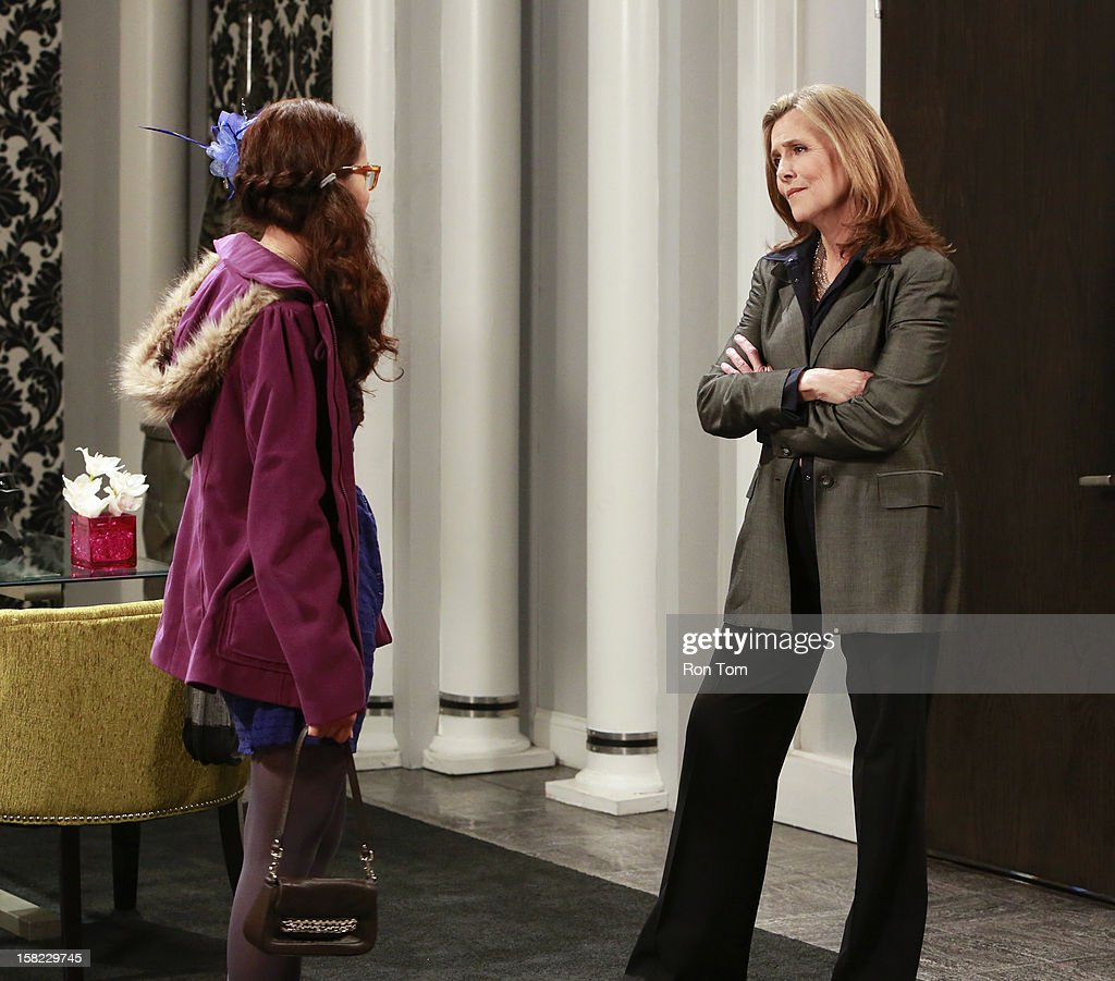HOSPITAL - Meredith Vieira will play 'Bree' on ABC's 'General Hospital' airing Friday, December 14, 2012. 'General Hospital' airs Monday-Friday (2:00 p.m. - 2:00 p.m., ET) on the ABC Television Network. GH12 TERESA