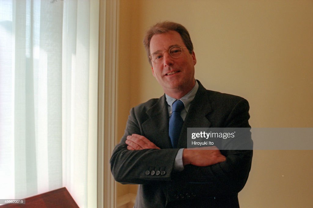 A merger between Donaldson Lufkin Jenrette and Credit Suisse First Boston was announced at DLJ Building on August 30 2000This imageRichard Thornburgh...