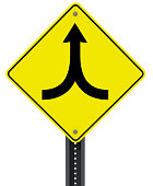 Merging Lanes Ahead
