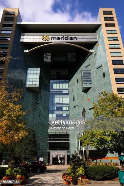 Meridian in Detroit Michigan on October 13 2017
