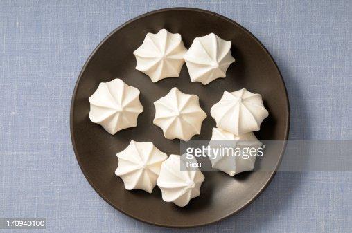 meringue : Stock Photo