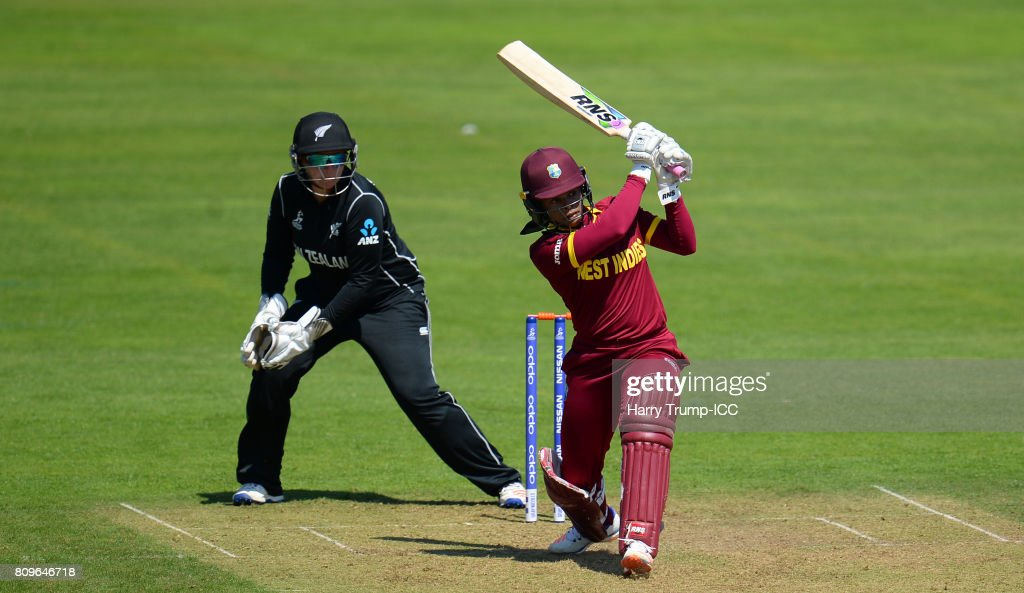 New Zealand v West Indies - ICC Women's World Cup 2017