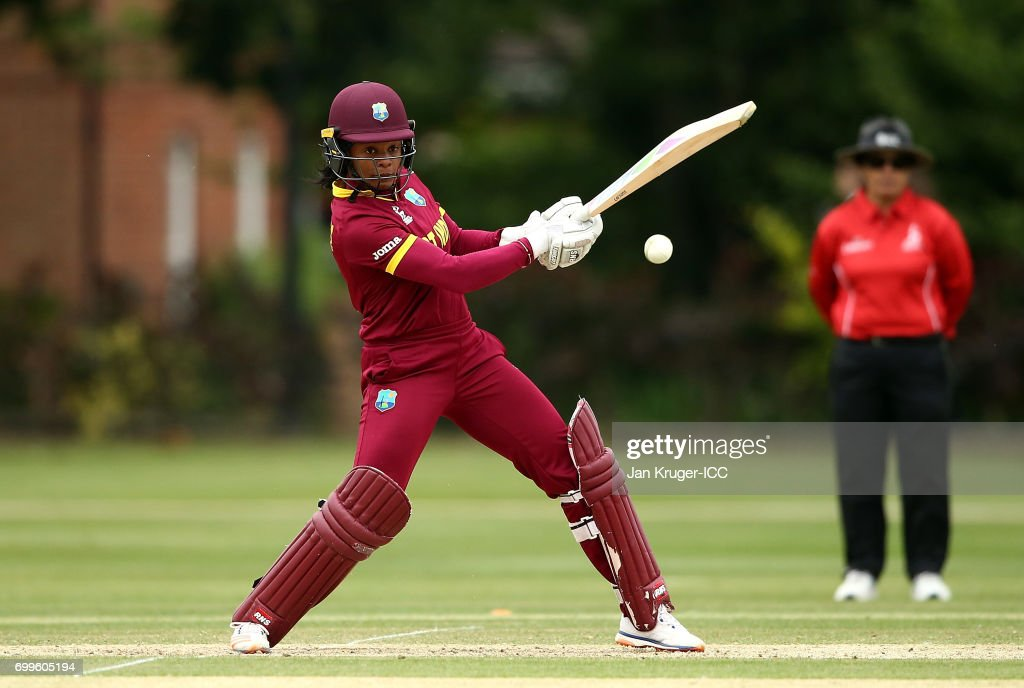 ICC Women's World Cup Warm Up Match - West Indies vs South Africa