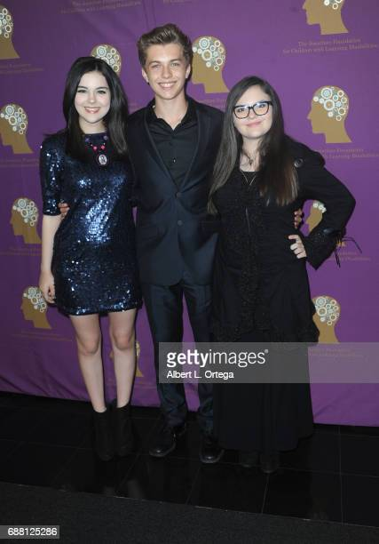 Merit Leighton Jacob Hopkins and Marlowe Peyton at The Jonathan Foundation Presents The 2017 Spring Fundraising Event To Benefit Children With...