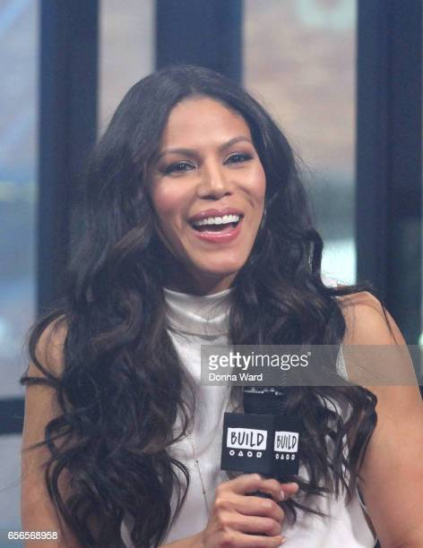 Merle Dandridge appears to promote 'Greenleaf' during the BUILD Series at Build Studio on March 22 2017 in New York City