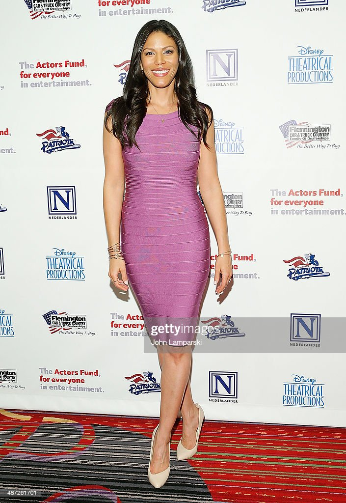 Merle Dandridge attends after party for The Actors Fund Gala Celebrating 20 Years Of Disney On Broadway at The New York Marriott Marquis on April 28, 2014 in New York City.