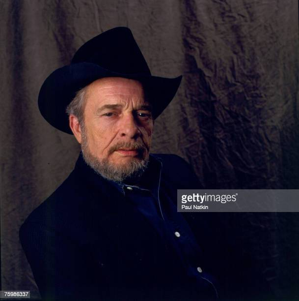 Merle Haggard on 10/27/96 in ChicagoIl