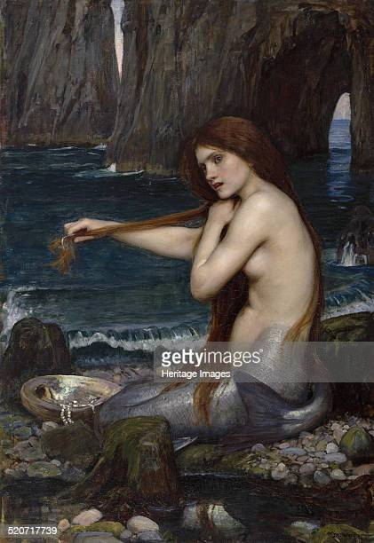 A Mermaid Found in the collection of Royal Academy of Arts London