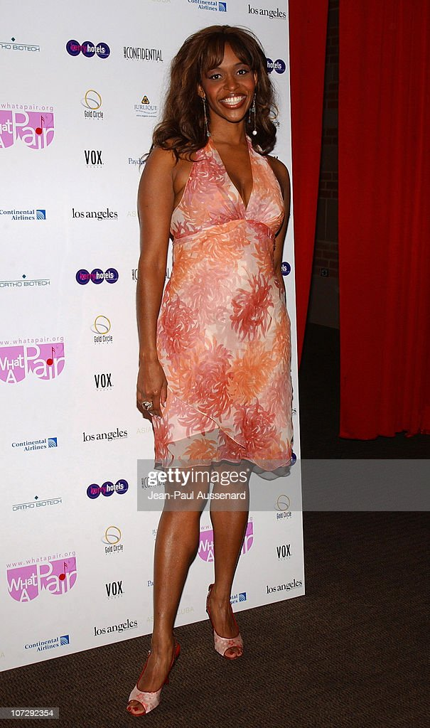 Merrin Dungey during Second 'What A Pair !' Concert to Benefit the ...