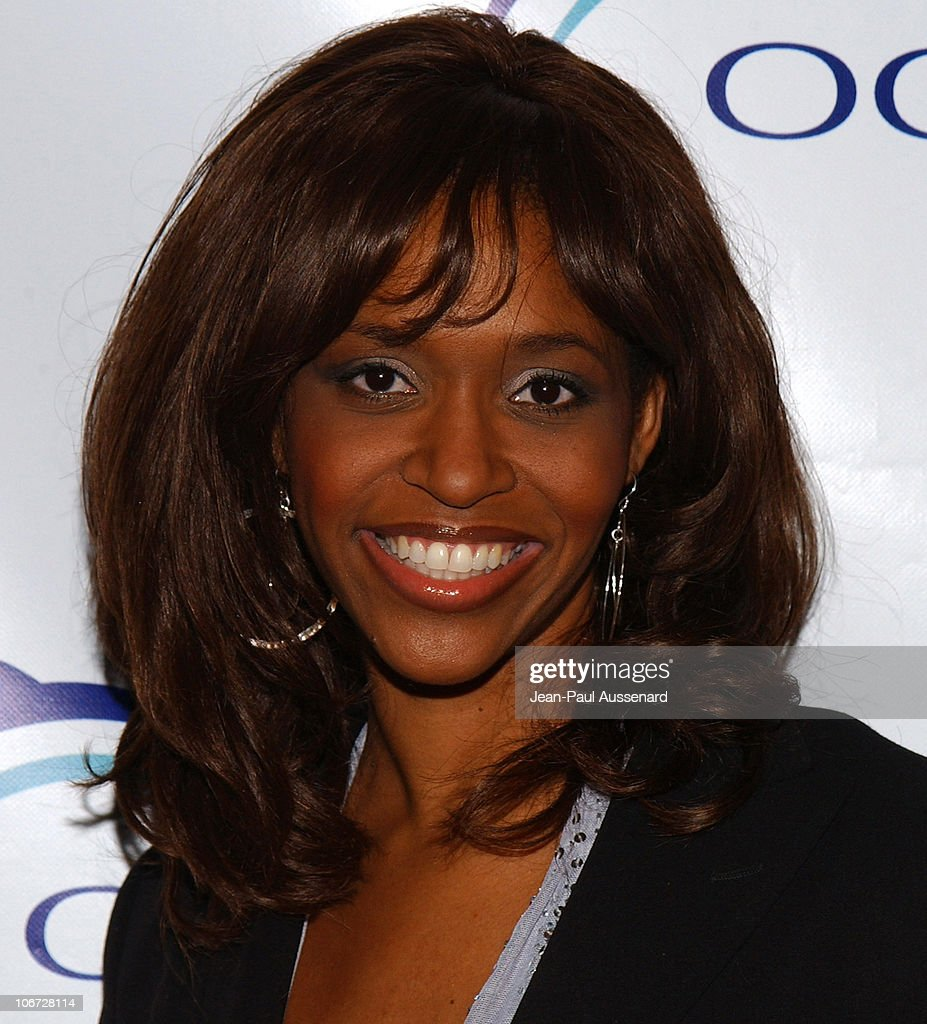 Merrin Dungey during Senator Hillary Rodham Clinton Honored at The 1st ...