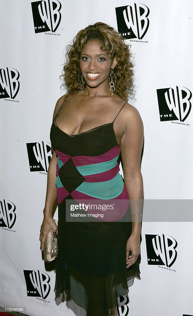 Merrin Dungey during The WB Television Network's 2005 All Star Party ...