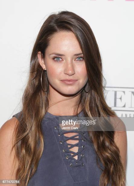 Merritt Patterson attends NYLON's Annual Young Hollywood May Issue Event With Cover Star Rowan Blanchard at Avenue on May 2 2017 in Los Angeles...