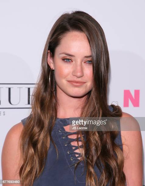 Merritt Patterson attends the NYLON Young Hollywood Party at AVENUE Los Angeles on May 2 2017 in Los Angeles California