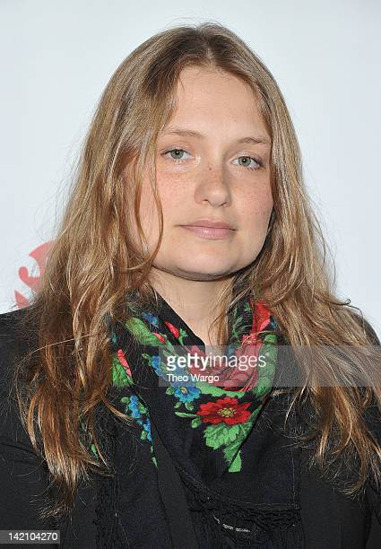 Merritt Wever visits the 92nd Street Y on March 29 2012 in New York City