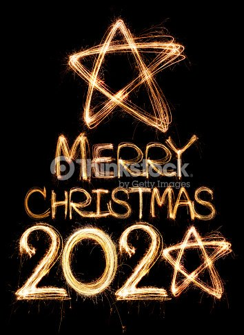 Merry Christmas Images 2020.Merry Christmas 2020 Stock Photo Thinkstock