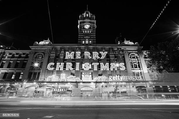 Merry Christmas, Melbourne, Australia