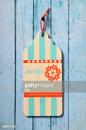 337 x 508 jpeg 179kB, Christmas Tag Stock Photos and Pictures | Getty ...