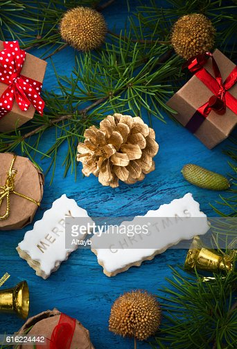 Merry Christmas : Stock Photo