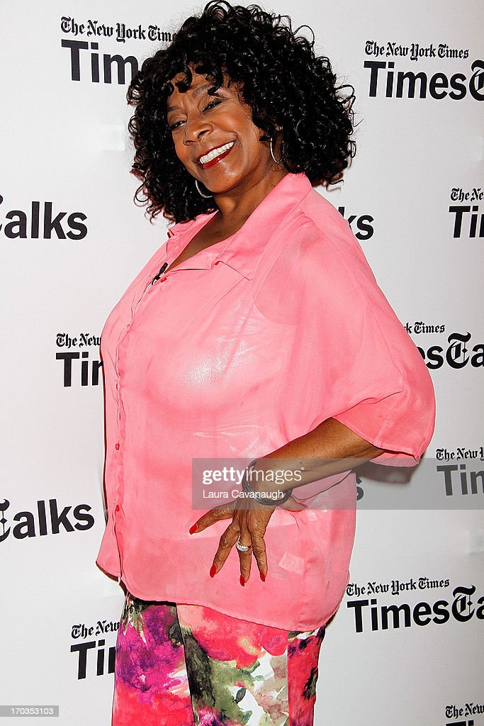 Merry Clayton attends 'Twenty Feet from Stardom at Times Center on June 11, 2013 in New York City.