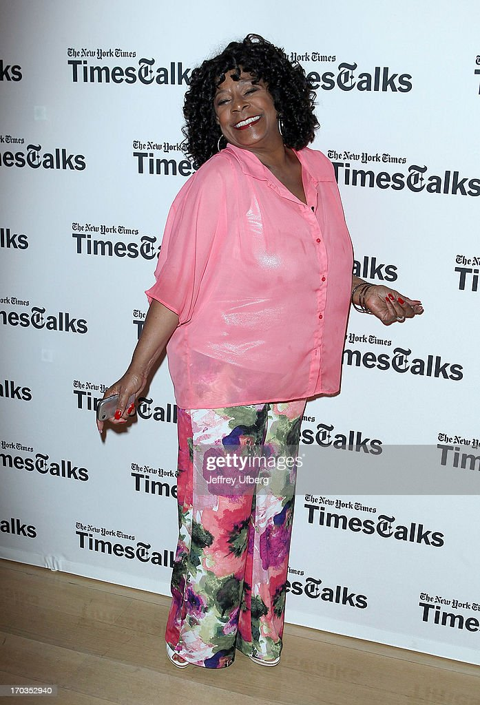 Merry Neville attends 'Twenty Feet from Stardom at TheTimesCenter on June 11, 2013 in New York City.
