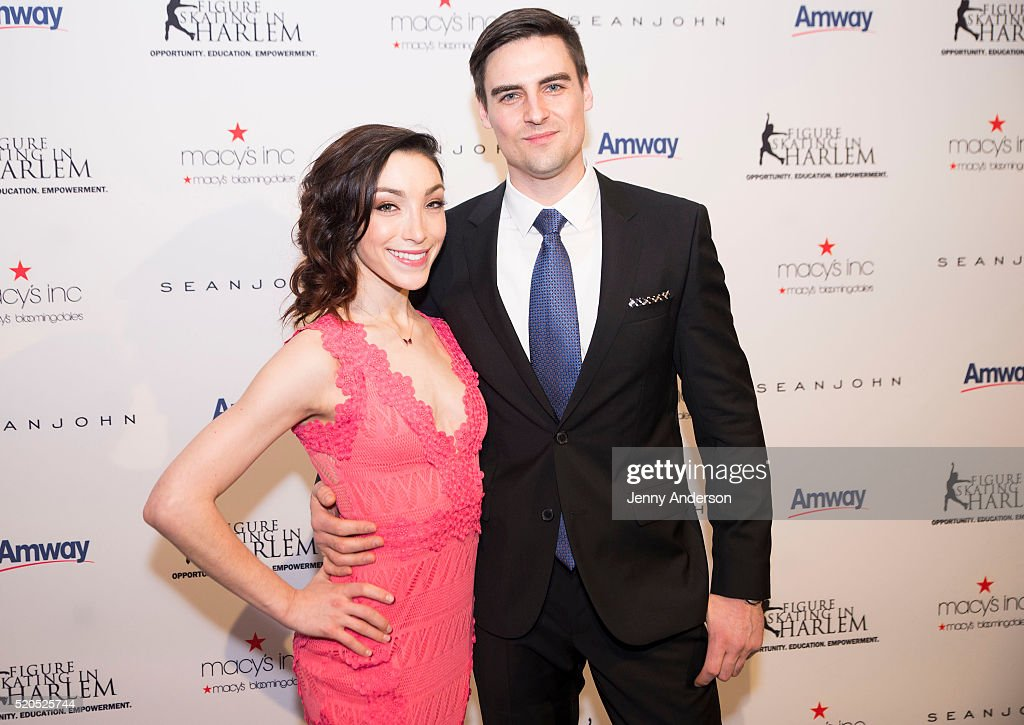 Figure Skaters Meryl Davis And Fedor Andreev Are Engaged: 11th Annual Skating With The Stars Gala