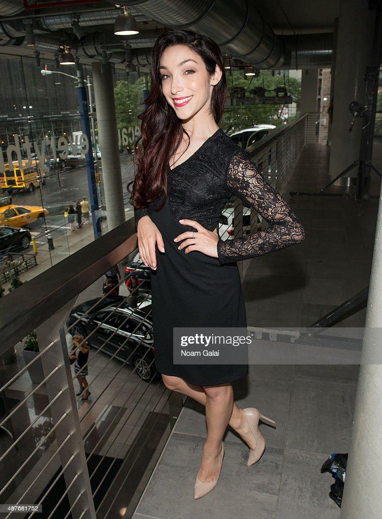 Role Models Not Runway Models - Backstage - Spring 2016 New York Fashion Week