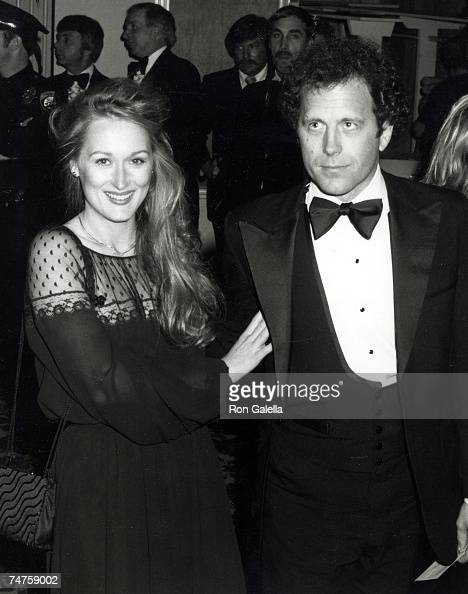 Meryl Streep and Husband Don Gummer at the Dorothy Chandler Pavilion at the LA Music Center in Los Angeles CA