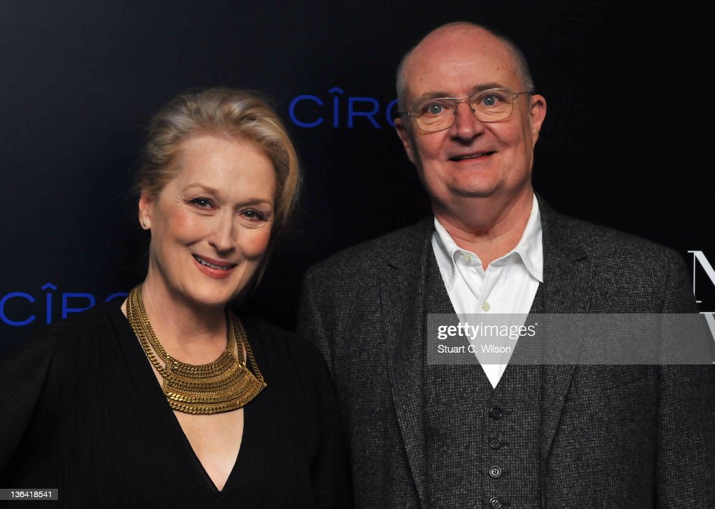 The Iron Lady - European Premiere - Inside Arrivals