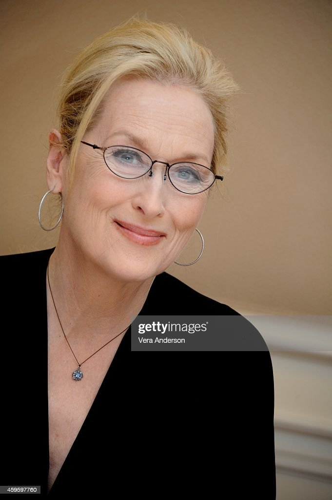 <a gi-track='captionPersonalityLinkClicked' href=/galleries/search?phrase=Meryl+Streep&family=editorial&specificpeople=171097 ng-click='$event.stopPropagation()'>Meryl Streep</a> at the 'Into The Woods' Press Conference at the Waldorf Astoria Hotel on November 23, 2014 in New York City.