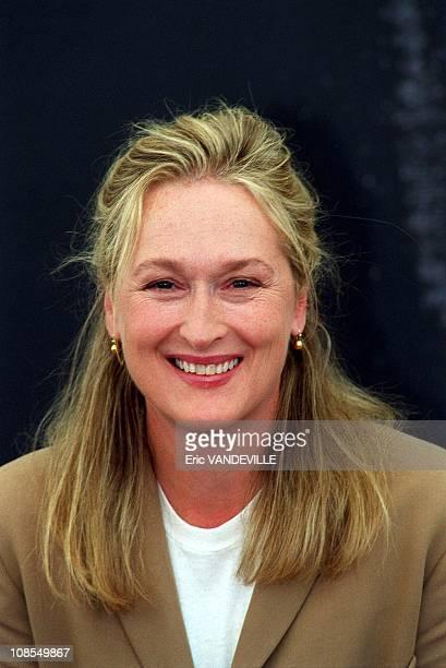 Meryl Streep in Venice Italia on September 06th 1999