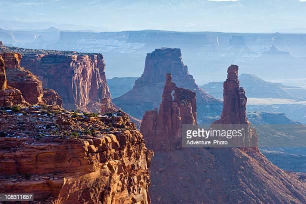 Mesa Arch Landscape Canyonlands Moab Utah