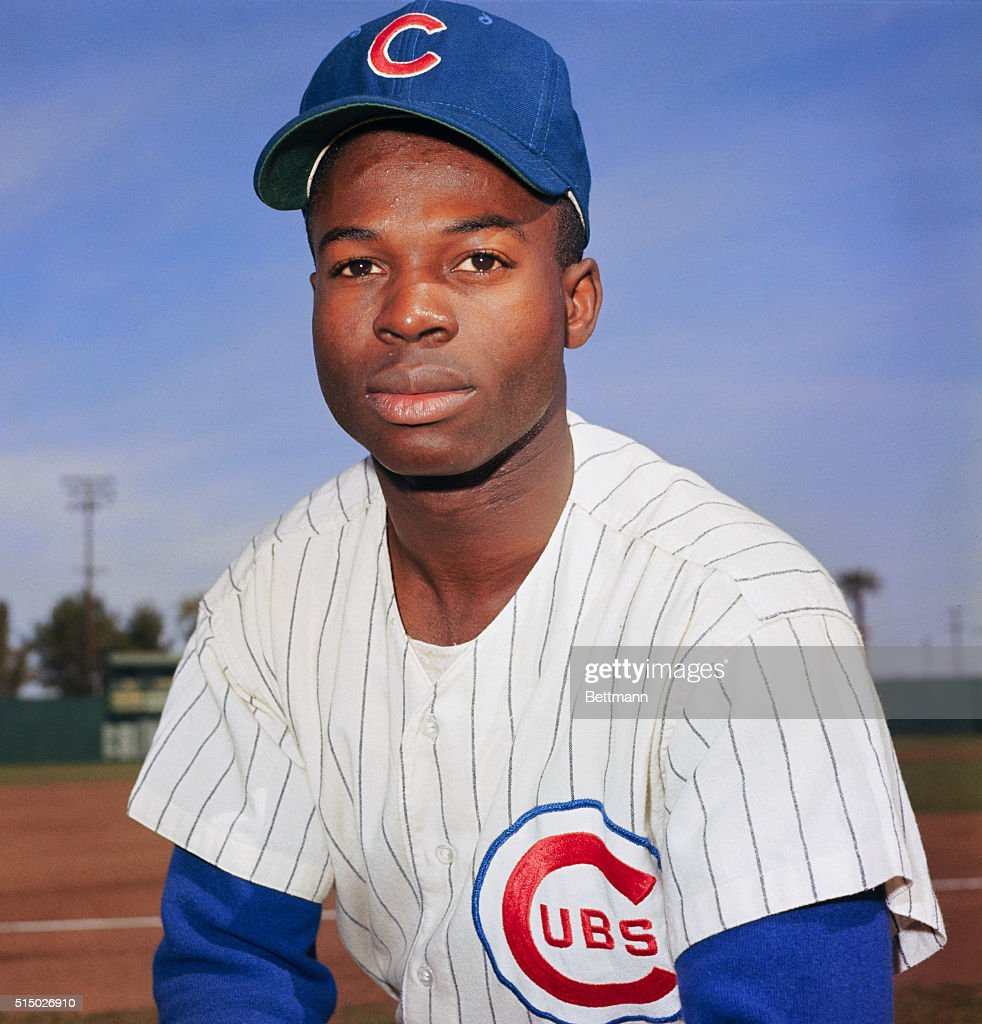 <a gi-track='captionPersonalityLinkClicked' href=/galleries/search?phrase=Lou+Brock&family=editorial&specificpeople=207012 ng-click='$event.stopPropagation()'>Lou Brock</a> of the Chicago Cubs during spring training.